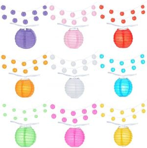 Solid Color String Lights Variety