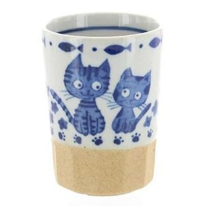 Cats Tea Cup Small