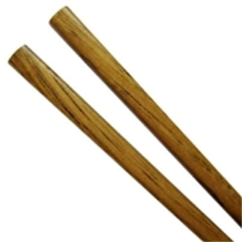 50 Brown Wooden Hashi Chopsticks