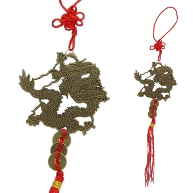 Dragon Wealth & Protection Hanger