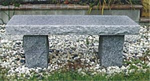 Granite Bench Salt & Pepper