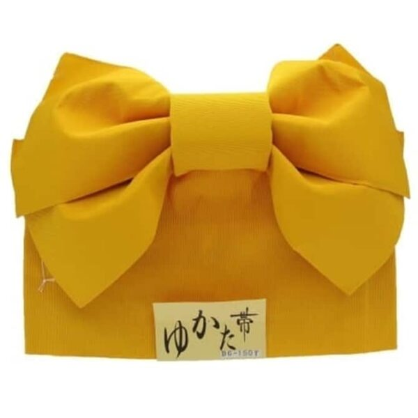 Obi Butterfly Yellow