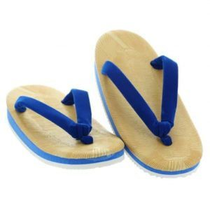 Children's Blue Japanese Sandal