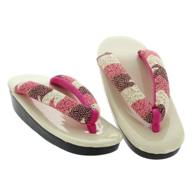 Women's Japanese Pattern Sandals